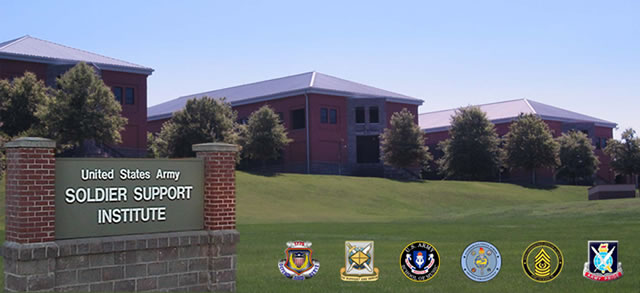 Soldier Support Institute, Fort Jackson South Carolina